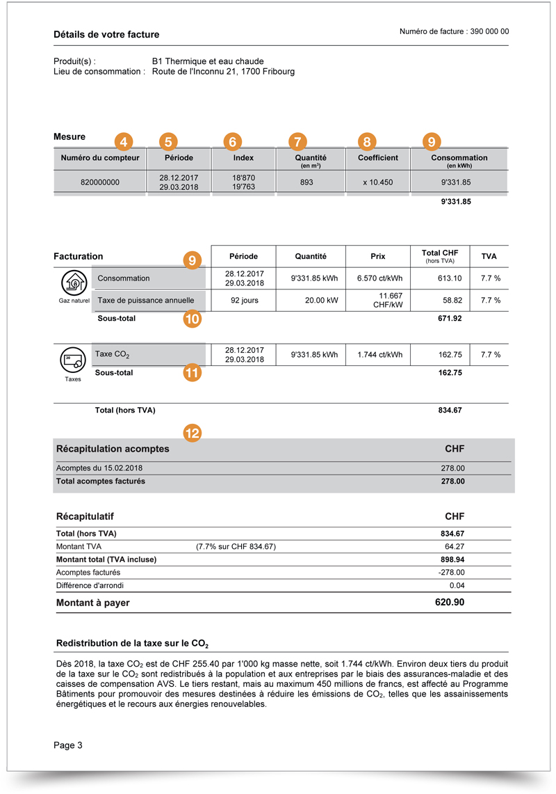 facture animée - page 2