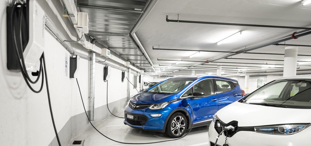 Solution de recharge pour véhicule électrique