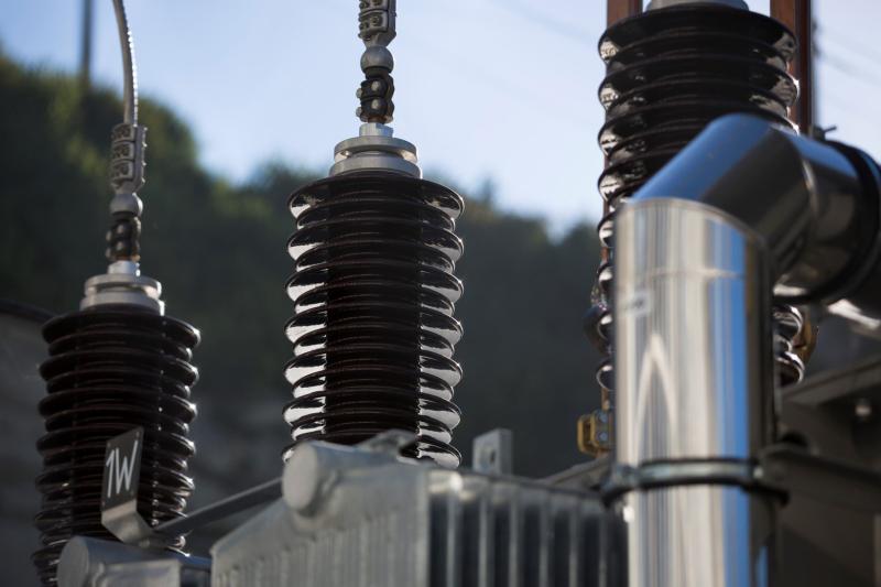 Transport de l'électricité, réseau Groupe E