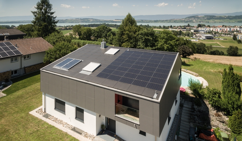 My Sun Panneaux Solaires Photovoltaiques Groupe E