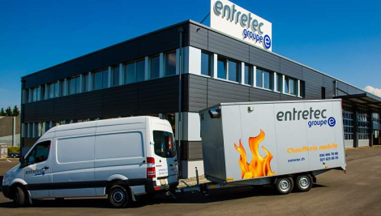 Groupe E Entretec - Direction